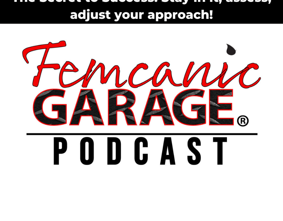 Femcanic Garage Podcast Episode 63